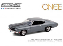 GREENLIGHT 1:64 - CHEVROLET CHEVELLE SS 1970 (ONCE UPON A TIME 2011-18 TV SERIES) *HOLLYWOOD SERIES 30*,