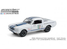 GREENLIGHT 1:64 - FORD MUSTANG FASTBACK 1965 #397 *LA CARRERA PANAMERICANA SERIES 3*, WHITE