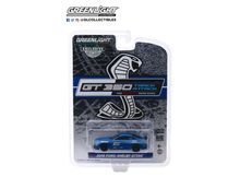 GREENLIGHT 1:64 - FORD MUSTANG SHELBY GT350 2016 FORD PERFORMANCE RACING SCHOOL GT350 TRACK ATTACK #12, DEEP I