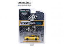 GREENLIGHT 1:64 - FORD MUSTANG SHELBY GT350 2016 FORD PERFORMANCE RACING SCHOOL GT350 TRACK ATTACK #1, TRIPLE YEL
