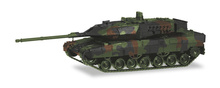 HERPA 1:87 - Main battle tank Leopard 2A7, decorated