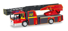 HERPA 1:87 - MERCEDES-BENZ ECONIC TURNABLE LADDER 'FIRE DEPARTMENT BOCHOLT / RHEDE'