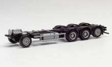 HERPA 1:87 - PART SERVICE CHASSIS SCANIA 4-AXIS TRUCK