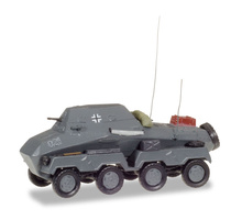 "HERPA 1:87 - Sd.Kfz 263 heavy armored radio car ""Wehrmacht"""