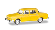 HERPA 1:87 - Skoda 110 L, honey yellow