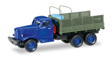"HERPA 1:87 - ZIL 151 truck with loading ""Ministry for geology of UDSSR (1954-1965)"""
