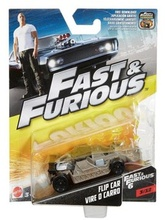 HOTWHEELS 1:55 - FAST & THE FURIOUS CARS - FLIP CAR VIRE O CARRO