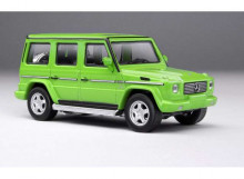 KYOSHO 1:64 - MERCEDES BENZ AMG G55, GREEN
