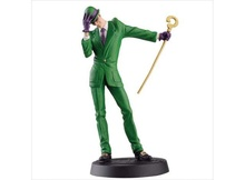 MAGAZINE MODELS 1:21 - THE RIDDLER DC SUPERHERO COLLECTION 'RESIN SERIES'