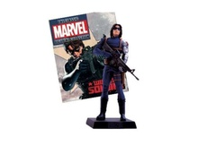 MAGAZINE MODELS 1:21 - WINTER SOLDIER CLASSIC MARVEL FIGURINE 'RESIN SERIES'