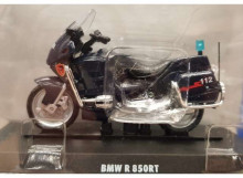 MAGAZINE MODELS 1:24 - BMW R 850 RT CARABINIERI, BLACK