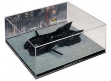 MAGAZINE MODELS 1:43 - BATMAN BATMOBILE BATMAN RETURNS MOVIE, BLACK