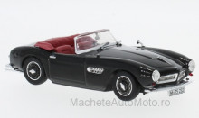 MAGAZINE MODELS 1:43 - BMW 507, BLACK