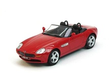 MAGAZINE MODELS 1:43 - BMW Z8, RED