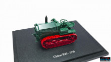 MAGAZINE MODELS 1:43 - CHENILLE CLETRAC K20 1930, GREEN