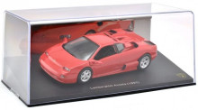 MAGAZINE MODELS 1:43 - LAMBORGHINI ACOSTA RED - 1997