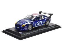 MAGAZINE MODELS 1:43 - MASERATI GRANSPORT TROFEO LIGHT