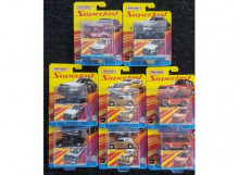 MATCHBOX 1:64 - MATCHBOX SUPERFAST - 1 BUCATA