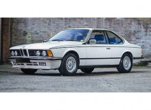 MINICHAMPS 1:18 - BMW 635 CSI 1982, WHITE METALLIC