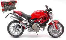 NEW RAY 1:12 - DUCATI NEW MONSTER 1100 RED