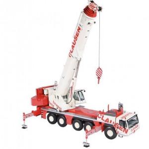 NZG 1:50 - Liebherr Ltm 1250-5.1, Mobile Crane Clausen