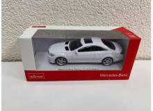 RASTAR 1:43 - MERCEDES BENZ CL63 AMG, WHITE