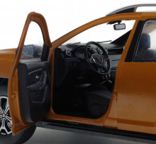 SOLIDO 1:18 - DACIA DUSTER MK2 2018 ORANGE ATACAMA