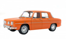 SOLIDO 1:18 - RENAULT 8 GORDINI TS 1967 ORANGE