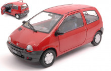 SOLIDO 1:18 - RENAULT TWINGO MK1 1993 RED