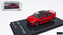 TARMAC 1:64 - MITSUBISHI EVO X FINAL EDITION, RALLY RED