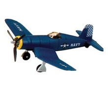 TOYWAY 4'' - F4U CORSAIR - USN - BLUE