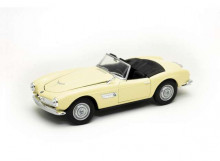 WELLY 1:24 - BMW 507 CONVERTIBLE, CREAM