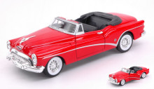 WELLY 1:24 - BUICK SKYLARK 1953 RED