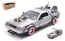 "WELLY 1:24 - DE LOREAN RITORNO AL FUTURO ""3"""