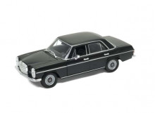 WELLY 1:24 - MERCEDES-BENZ 220, BLACK