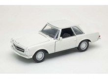 WELLY 1:24 - MERCEDES-BENZ 230SL, CREAM