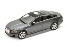 WELLY 1:64 - JAGUAR XJ 2010, GREY