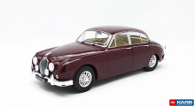 WHITEBOX 1:24 - JAGUAR MK II 1960 AMARANT