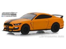 GREENLIGHT 1:64 - FORD SHELBY GT350R 'MUSCLE SERIES 22' 2019 , ORANGE FURY