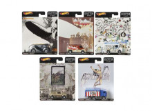 HOTWHEELS 1:64 - POP CULTURE LED ZEPPELIN ASSORTMENT - 1 BUCATA