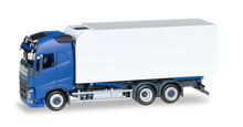 HERPA 1:87 - Volvo FH Gl. refrigerated-LKW, blue/white