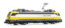 Arnold N (1:160) - Electric locomotive 'SRT 487 001'