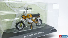 ATLAS 1:18 - BENELLI MINI CROSS, GOLD