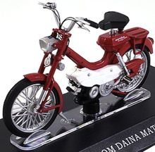 ATLAS 1:18 - MOTOM DAINA MATIC, RED