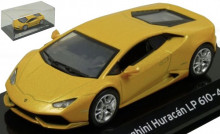 ATLAS 1:43 - LAMBORGHINI HURACAN COUPE 2014 (SUPERCAR COLLECTION), YELLOW