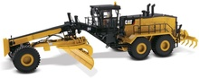 DIECAST MASTERS 1:50 - Cat® 24 Motor Grader - New Design