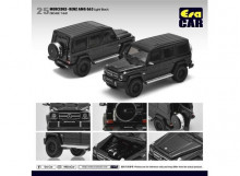 ERA 1:64 - MERCEDES BENZ G63 AMG, LIGHT BLACK