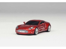 FRONTI ART 1:87 - ASTON MARTIN ONE 77 2016, RED