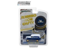 GREENLIGHT 1:64 - 1939 CHEVROLET PANEL TRUCK 'MICHELIN', RUNNING ON EMPTY SERIES 5, BLUE/WHITE