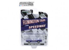 GREENLIGHT 1:64 - DODGE CHALLENGER 1971 CONVERTIBLE FLEMINGTON FAIR SPEEDWAY OFFICIAL PACE CAR